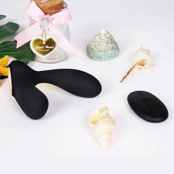Shop sex toys chính hãng Svakom Vick dụng cụ massage hậu môn
