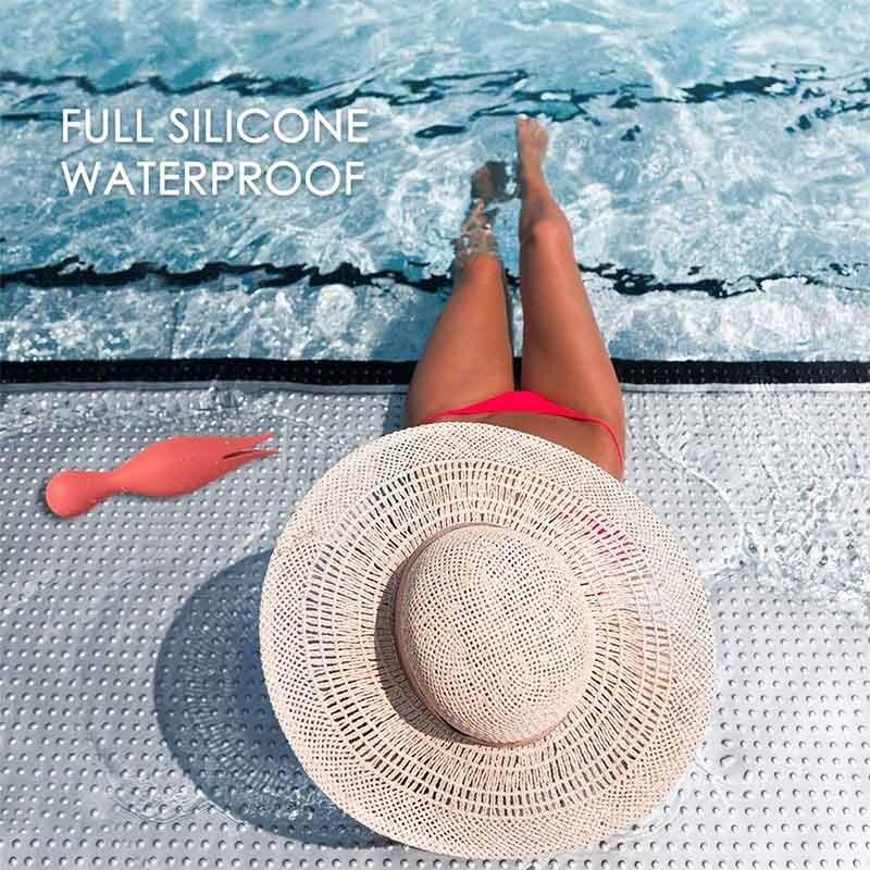SVAKOM Siren 2 đầu kích thích đa điểm dùng trong hồ bơi