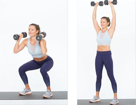 bài tập squat tập cho mông nở săn chắc