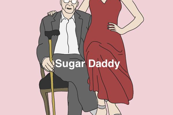 sugar daddy là gì mà khiến các cô gái trẻ xa đọa ham vật chất mê như điếu đỗ