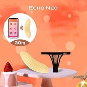 Svakom Echo Neo Máy Rung Gắn Quần Lót Thông Minh điều khiển qua app Svakom