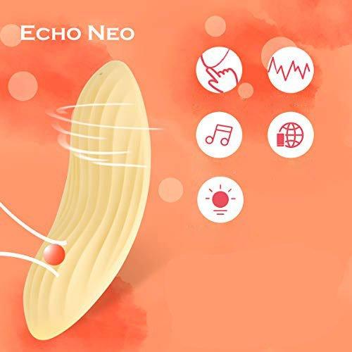 Svakom Echo Neo Máy Rung Gắn Quần Lót Thông Minh rung 11 chế độ
