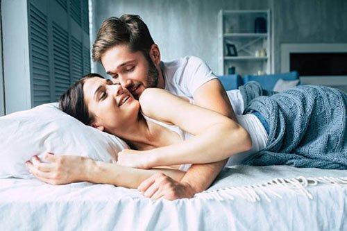 Mẫu phụ nữ dễ lên đỉnh khi làm tình