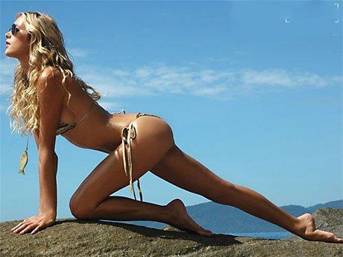 Mẫu phụ nữ dễ lên đỉnh là có thân hình mảnh mai